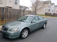 2006 Nissan Altima 2.5 S MT Charles Town