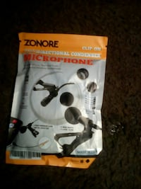 Zonore condenser microphone Paramount, 90723