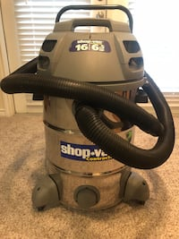 Used Shop Vac Contractor Stainless Steel For Sale In