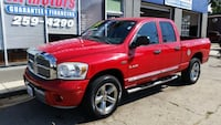 2008 DODGE RAM 1500 ST fr*$ 499 DOWN! LOW MILES Des Moines, 50320