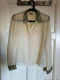 Detailed blouse (size S) Oslo, 0190