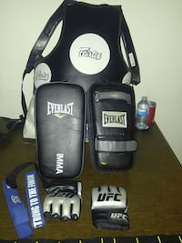 MMA Gear New Westminster, V3M 6C6