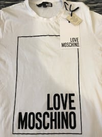Authentic Moschino tee