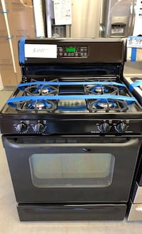 Great condition GE gas stove  Baltimore, 21229