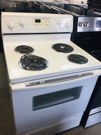 Coil stoves black or white  Fort Lauderdale, 33312