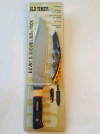 Bowie and Snowbound Pack - Knife Combo pack Grant, 35747