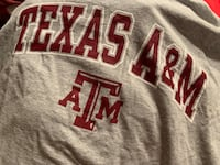 Texas A&M Aggies Large Shirt Little Rock