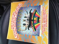 Magical mystery beatles record
