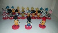 21 figuritas dragon ball Alhaurín de la Torre, 29130