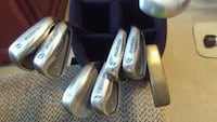 Set of golf irons. Jacksonville, 72076