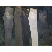 Womens brand name jeans!