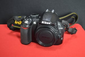 Nikon Pro DSLR D3100 [Body Only]