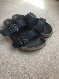 Size 8 genuine leather women's Birkenstock's  Berryville, 22611