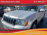 2008 Jeep Grand Cherokee Limited Sport Utility 4D Sellersburg
