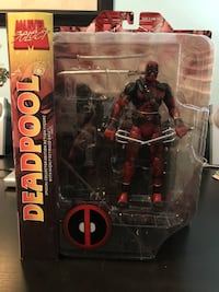 Marvel Select Figures (various) Airdrie, T4B 0A4