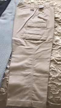 Travel pant beige