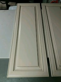 "Kitchen cabinet doors. 3pcs.14 3/4"" x 41 5/8"" Franklin Township, 08873"
