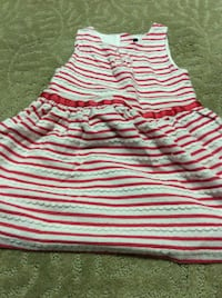 red and white dress 2T Rockville