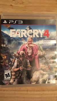 Farcry 4 PS3 San Angelo, 76903