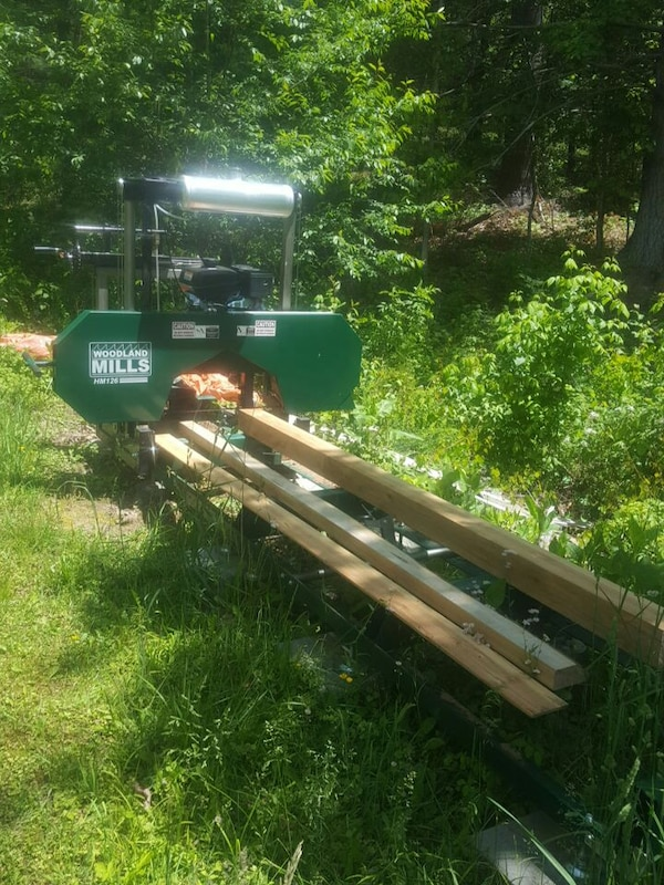 Used Portable Sawmills For Sale >> Portable Sawmill