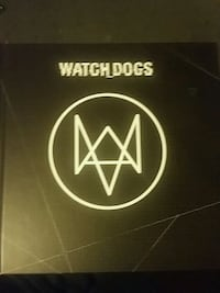 Watch_Dogs Art Book Abbotsford, V2T 5B6