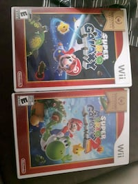 two Nintendo 3DS game cases Lumby, V0E 2G7