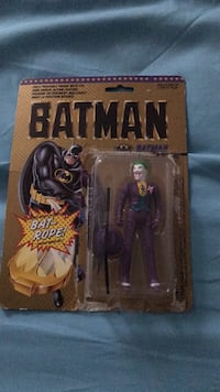 Vintage joker in package . Package is a big in rough condition !  Richmond Hill, L4B