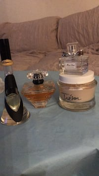 three perfume and one hand. lotion Silver Spring, 20901