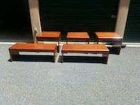 COFFEE TABLES AND END TABLES (($50 PER TABLE) Bel Air, 21014