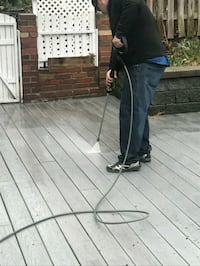 Deck/gutter cleaning  Falls Church, 22041