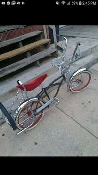 Custom lowrider bike York, 17404