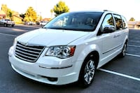 2010 Chrysler Town and Country Las Vegas