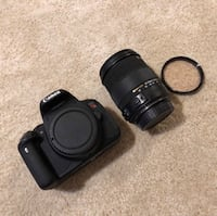 Canon t5i with 18-50mm sigma lens  Toronto, M1P 4N3