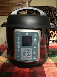 gray and black programmable pressure cooker Tacoma, 98445