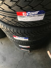 305   45 R 22 SET OF NEW TIRES ON SALE  Lafayette, 94549