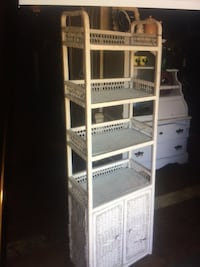 white wicker rack La Mesa, 91942