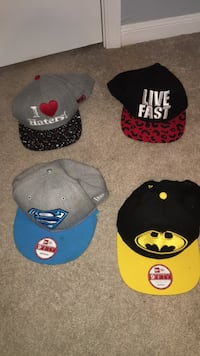 $3 a piece or all 4 for $10 Houston, 77345