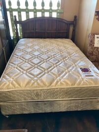Full size bed (part of 3 pc. Suite)  Mayfield, 42066