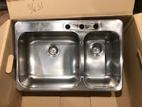 Kitchen sink  Oakville, L6H 1Y4