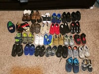 assorted pairs of shoes lot Prattville