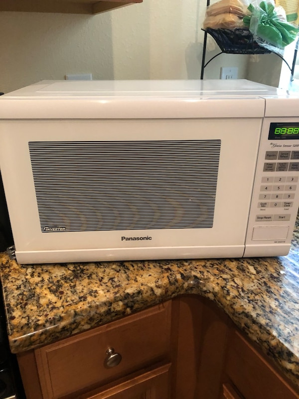 Microwave, works great!  Only used it temporarily.