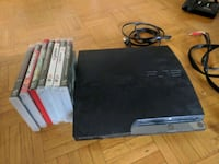 PlayStation 3 and games Toronto, M5A 3X2