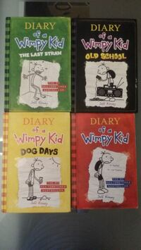 Diary of the Wimpy kid  Laval, H7R 6G2