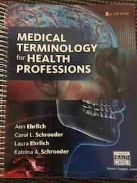 Medical Terminology Book Clovis, 93619