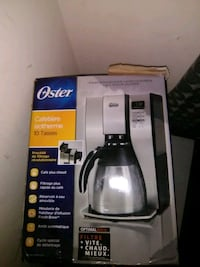 Oster 10 cup programmable thermal coffee maker 540 km