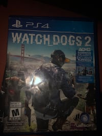 Watch Dogs 2 game ps4 Montréal, H1G