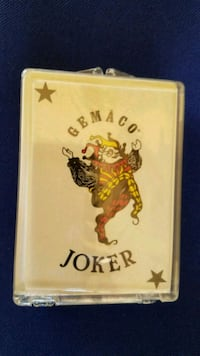 Vintage gemaco playing cards Henderson, 89014