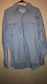 Men's PFG Long Sleeve Columbia Brandon, 39047