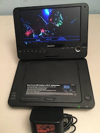 "Sony dvd portable 8"" widescreens Annandale, 22003"