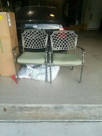2 patio chairs  Melbourne, 32934